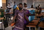 EU Civil Protection and Humanitarian Aid Following: Helping children get back to school in conflict-torn Burkina Faso