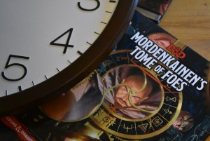Time Limits with Mordenkainen's Tome