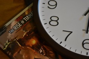 Time Limits with Rise of Tiamat