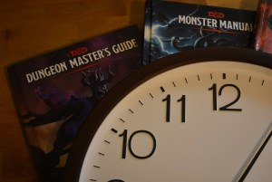 Time Limits with the Dungeon Master's Guide
