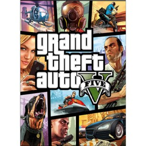 Grand Theft Auto V (PC)www.ettwiza.com