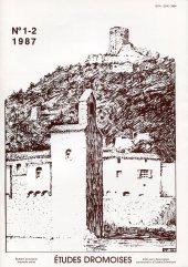 Revue Études drômoises 1-2 (1987)