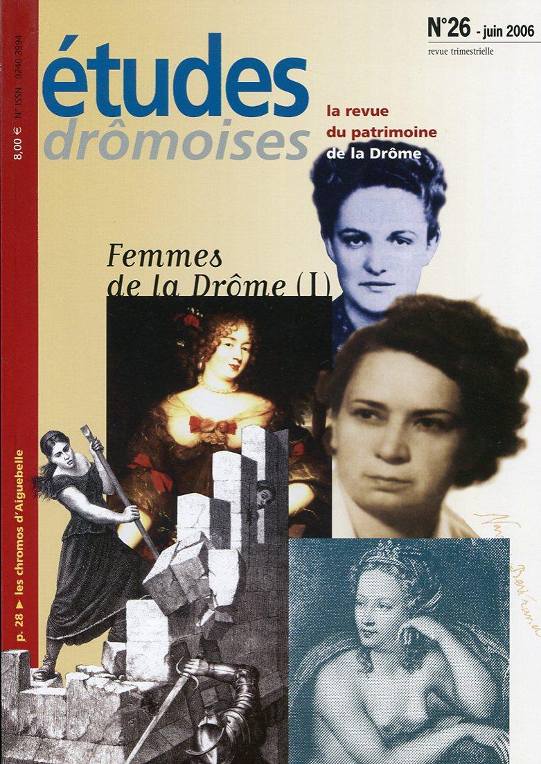 revue Études Drômoises 26