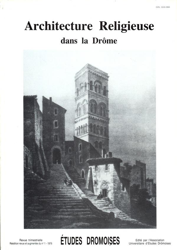 Architecture religieuse dans la Drôme