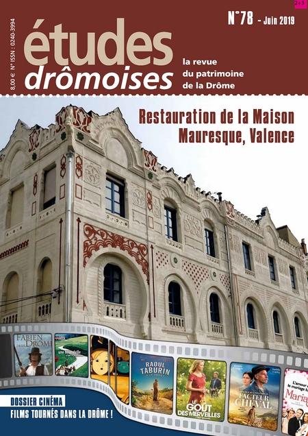 Études drômoises n° 78 (2019)