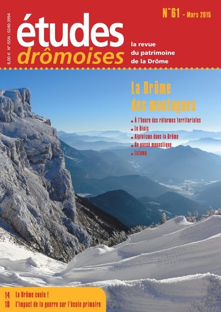 Etudes drômoises 61