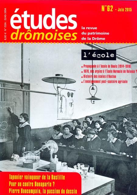 Etudes drômoises 62