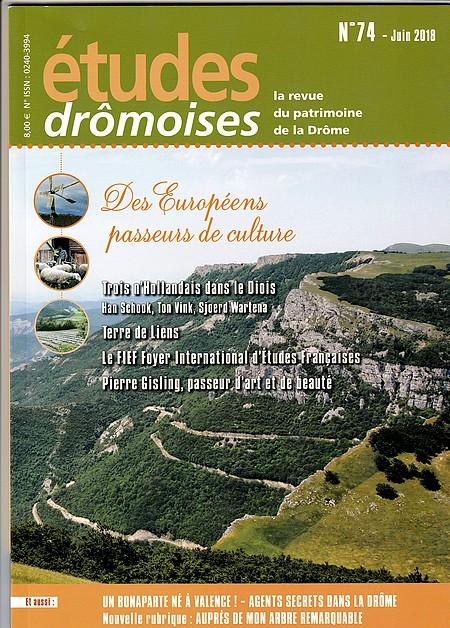 Etudes Drômoises 74