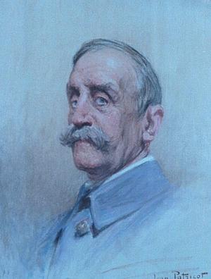 Portrait Foch par J. Patricot
