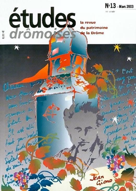 Etudes drômoises N° 13 -2003