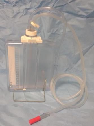 Dispositif pour draînage thoracique