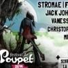 affiche Festival de Poupet 2014
