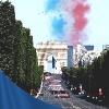 affiche Défilé du 14 Juillet - fête nationale du 14 juillet