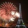 affiche Feu d'artifice du 14 juillet Paris 2014