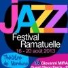 affiche Jazz Festival de Ramatuelle