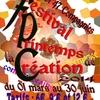 affiche Festival Printemps de la Création 2014