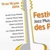 affiche Jazz Musette des Puces 2014