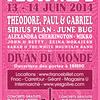 affiche Paris Folk Festival