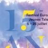affiche Festival Européen Jeunes Talents