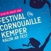 affiche Festival de Cornouaille 2014
