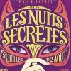 affiche Festival LES NUITS SECRETES - JARDIN
