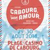 affiche Festival Cabourg, Mon Amour