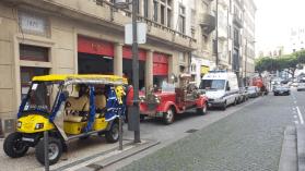 Câmara Municipal do Porto, Bombeiros Voluntários - Campanha