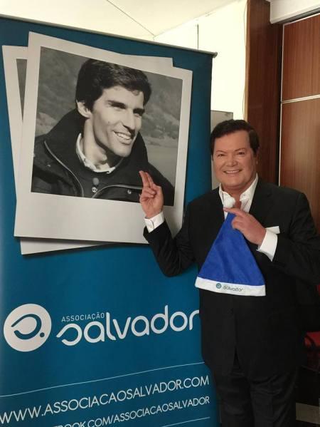 Campanha Barrete Azul - Associação Salvador