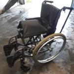 Cadeira oferecida a S.Tome