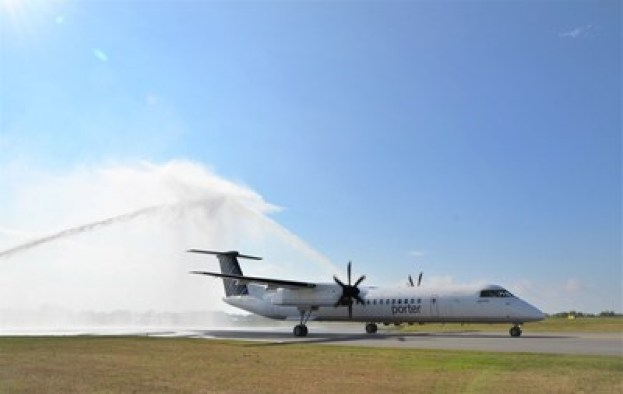 Billy Bishop Toronto City Airport Resumes Commercial Service 1