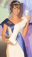 Deutschlands schönste Hotelmitarbeiterin heißt Saskia Winkler