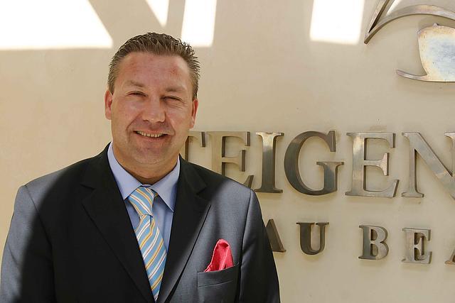 Lars Geweyer führt das Steigenberger Al Dau Beach Hotel in Hurghada