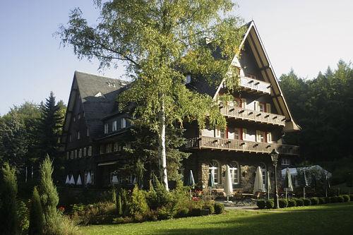 Romantik Hotel in Hartenstein ist das beliebteste Hotel Sachsens