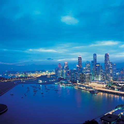 Singapur wird zur führenden Destination Südostasiens
