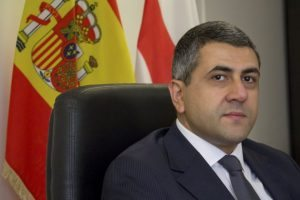 Zurab Pololikashvili ist neuer Generalsekretär der UNWTO