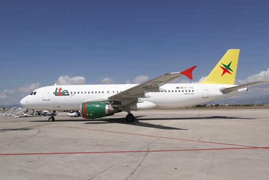 Fluggesellschaft LTE stellt Betrieb ein