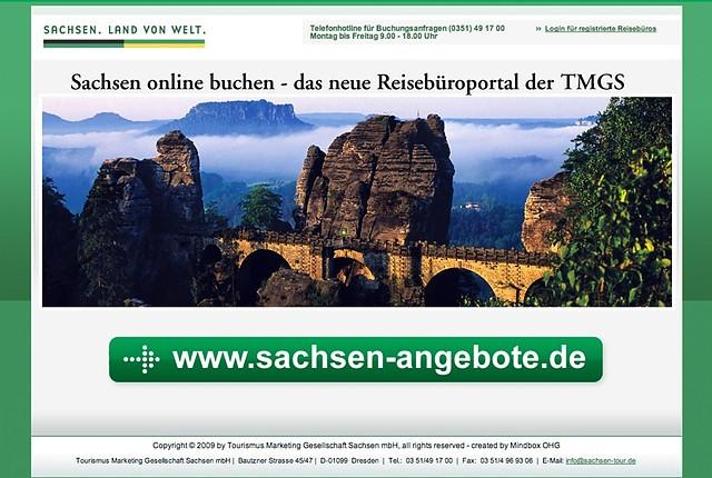 Sachsen-Tourismus startet deutsches Pilotprojekt für Reisebüros
