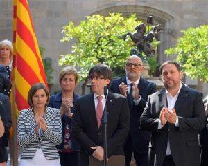 Katalonien setzt Datum für Referendum fest