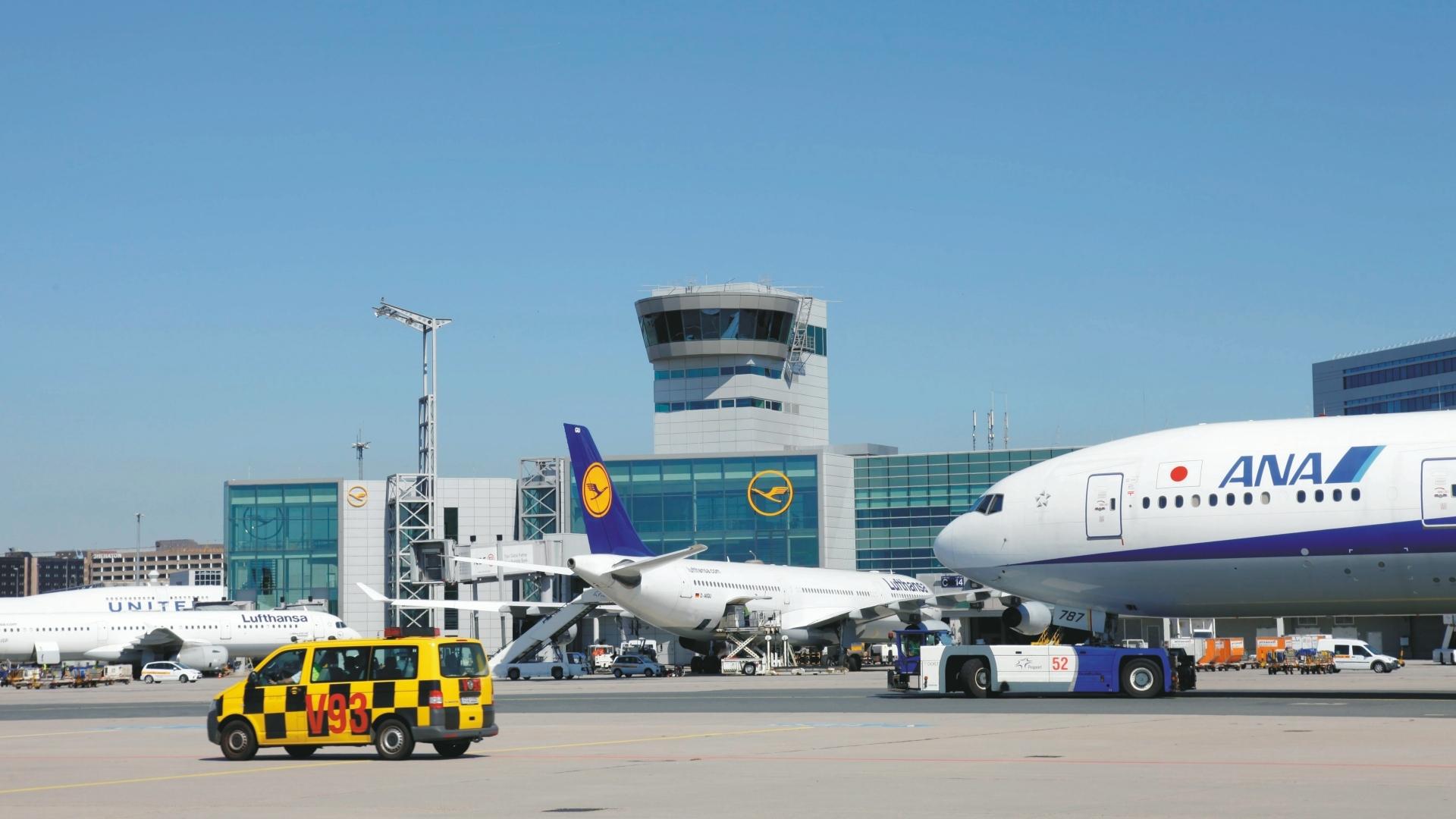 Fraport AG und Gewerkschaft der Flugsicherung legen Rechtsstreit bei