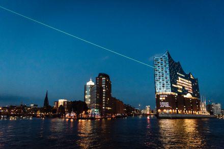 """Fulminanter Start des """"Blue Port Hamburg"""" und einer Woche voll mit Kreuzfahrtevents"""