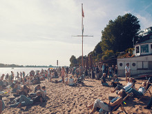 Hamburg bringt den Sommer zurück