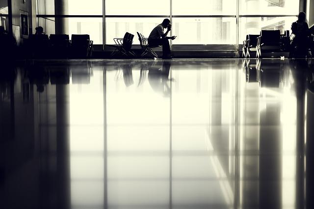 Durchschnittlich 108 Passagiere je Flug