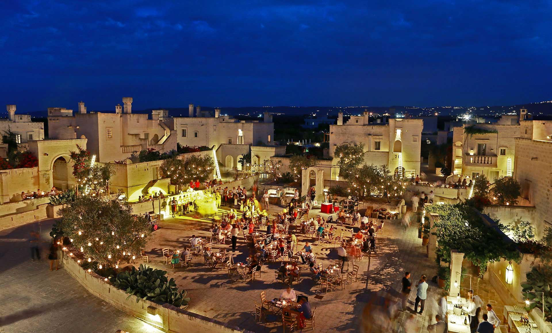 """Ein unvergleichliches Weihnachtserlebnis in """"Apulien Style"""""""