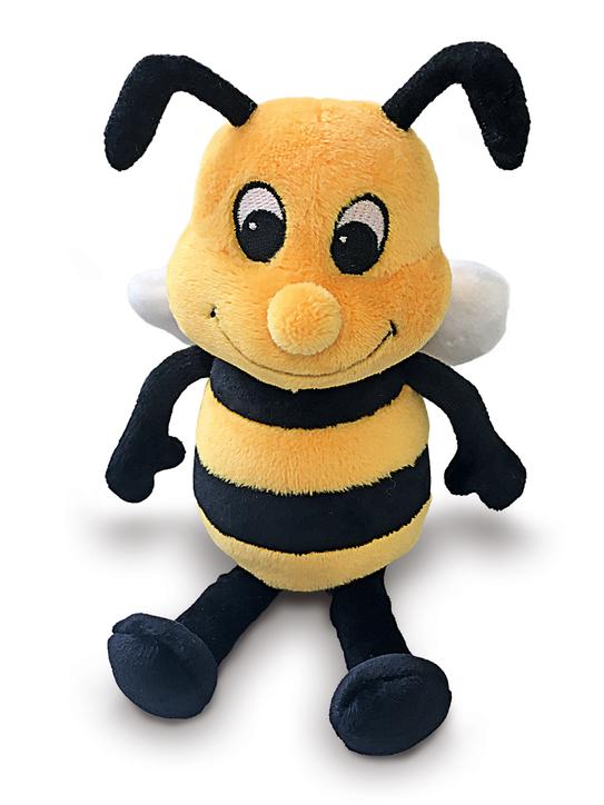 Maskottchen der Ringhotels Biene Paul