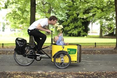 Münster belohnt Umstieg auf Lastenräder