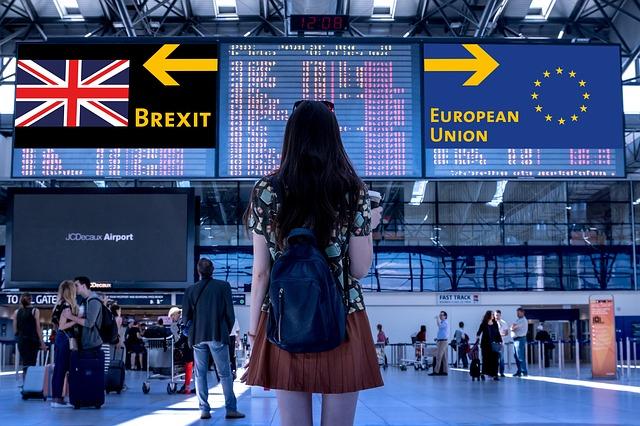 Reisen von Europa nach Großbritannien nach dem Brexit