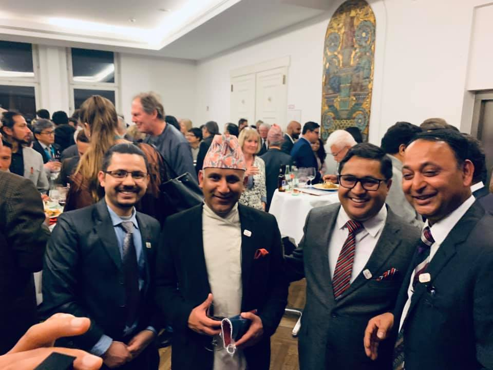 Besuche Nepal 2020