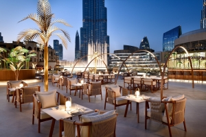 """Dinner on us""- Aktion der Emaar Hospitality Group"