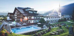 Lobster kommuniziert für das Hotel Klosterbräu aus Seefeld in Tirol