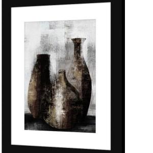 Image vases noir Etxe Mia!